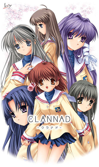 CLANNAD Windows PC Game Download Steam CD-Key Global