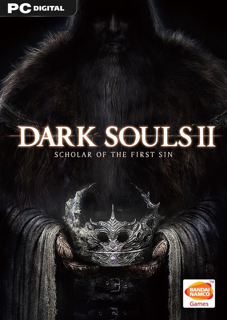 Dark Souls II: Scholar of the First Sin Windows PC Game Download Steam CD-Key Global