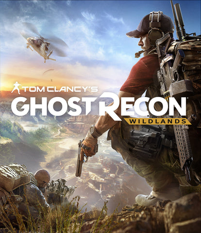 Tom Clancy's Ghost Recon Wildlands Windows PC Game Download Steam CD-Key Global