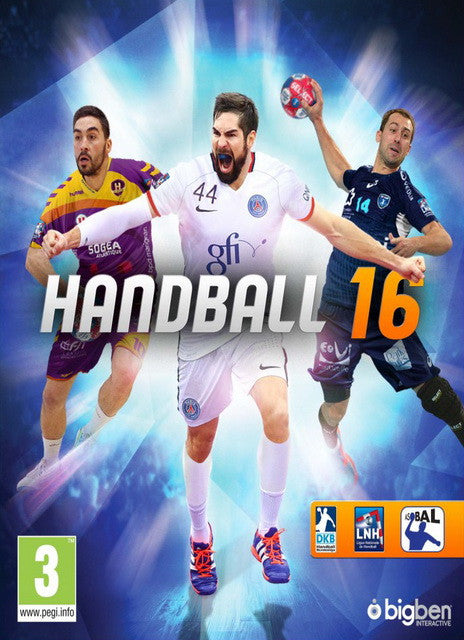 Handball 16 Windows PC Game Download Steam CD-Key Global