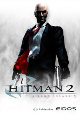 Hitman 2: Silent Assassin Windows PC Game Download Steam CD-Key Global