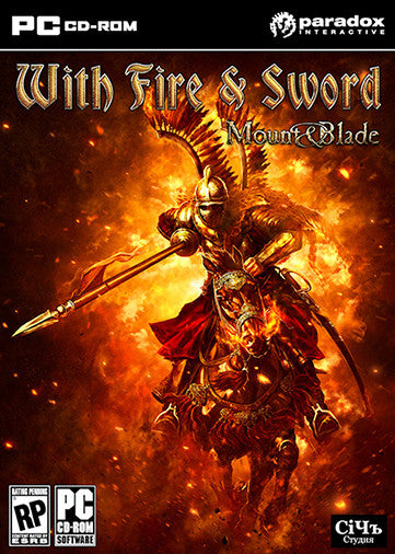 Mount & Blade: With Fire & Sword Windows PC Game Download Steam CD-Key Global