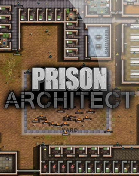 Prison Architect Windows PC Game Download Steam CD-Key Global