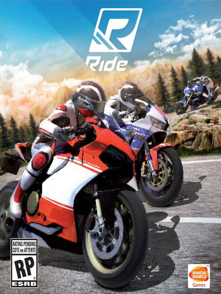 RIDE Windows PC Game Download Steam CD-Key Global