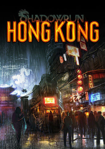 Shadowrun: Hong Kong - Extended Edition Deluxe Windows PC Game Download GOG CD-Key Global
