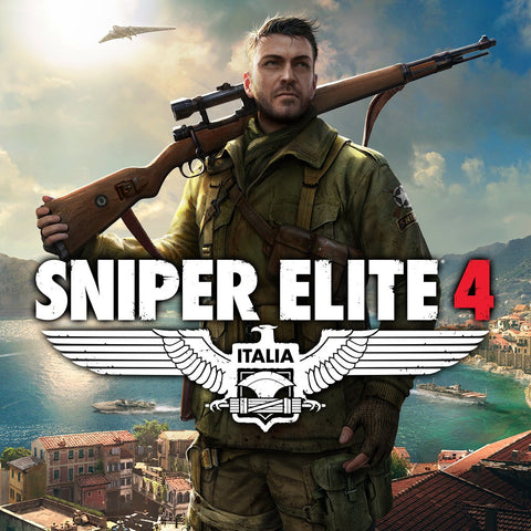 Sniper Elite 4 Windows PC Game Download Steam CD-Key Global
