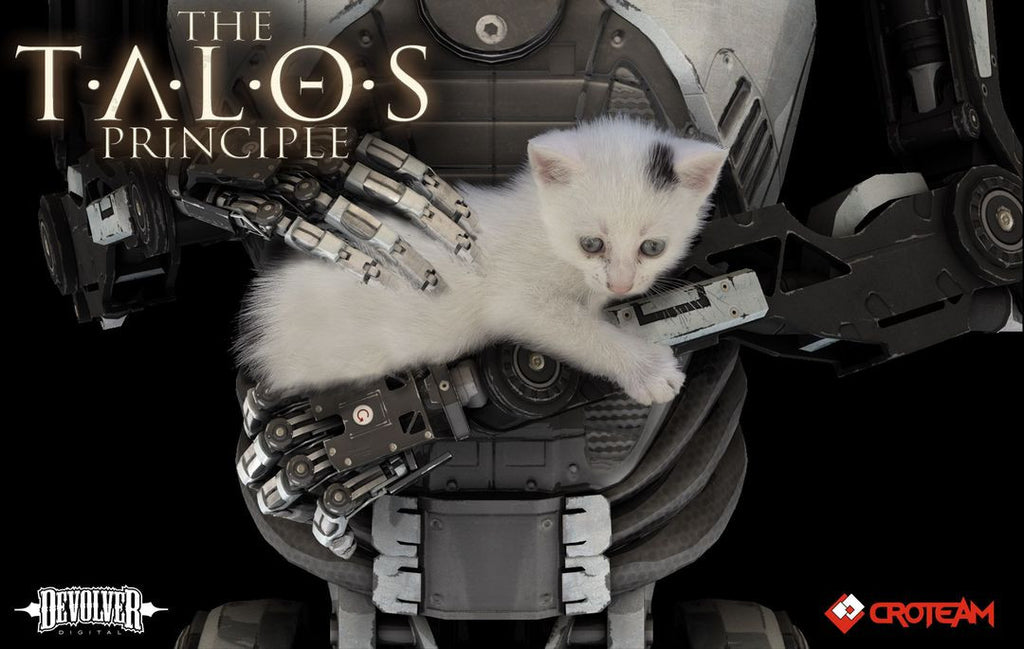The Talos Principle Windows PC Game Download Steam CD-Key Global