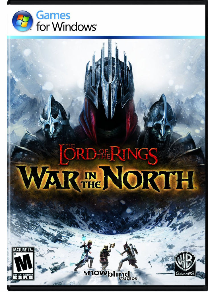 Lord of the Rings: War in the North Windows PC Game Download Steam CD-Key Global
