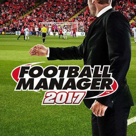 Football Manager 2017 Windows PC Game Download Steam CD-Key Global