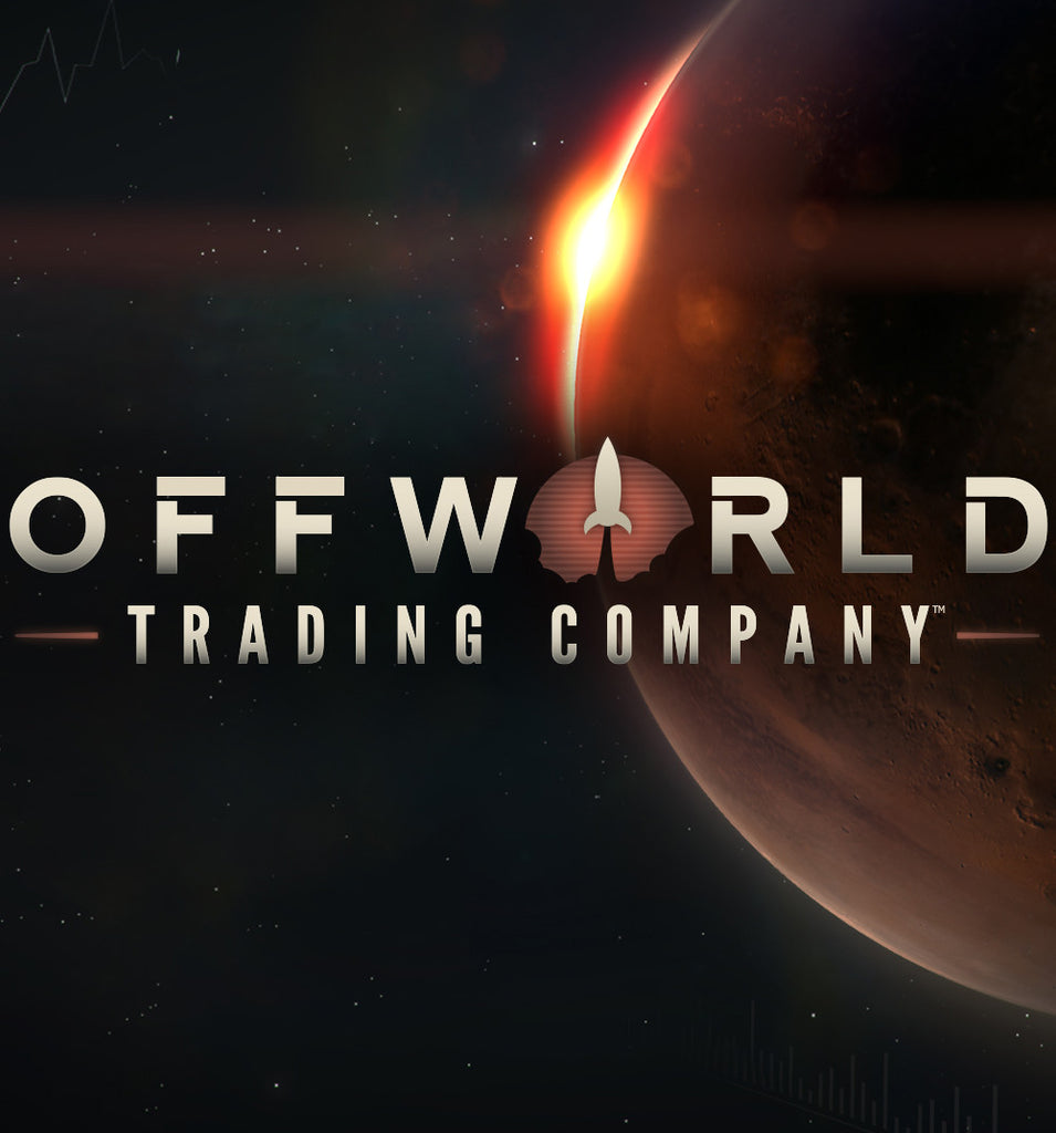 Offworld Trading Company Windows PC Game Download Steam CD-Key Global