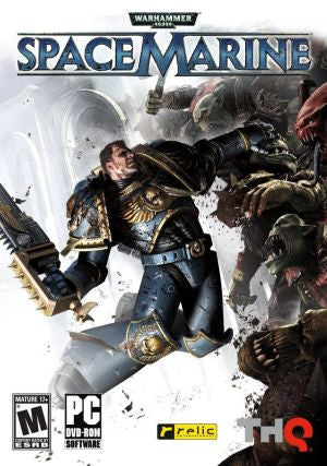 Warhammer 40,000: Space Marine Windows PC Game Download Steam CD-Key Global