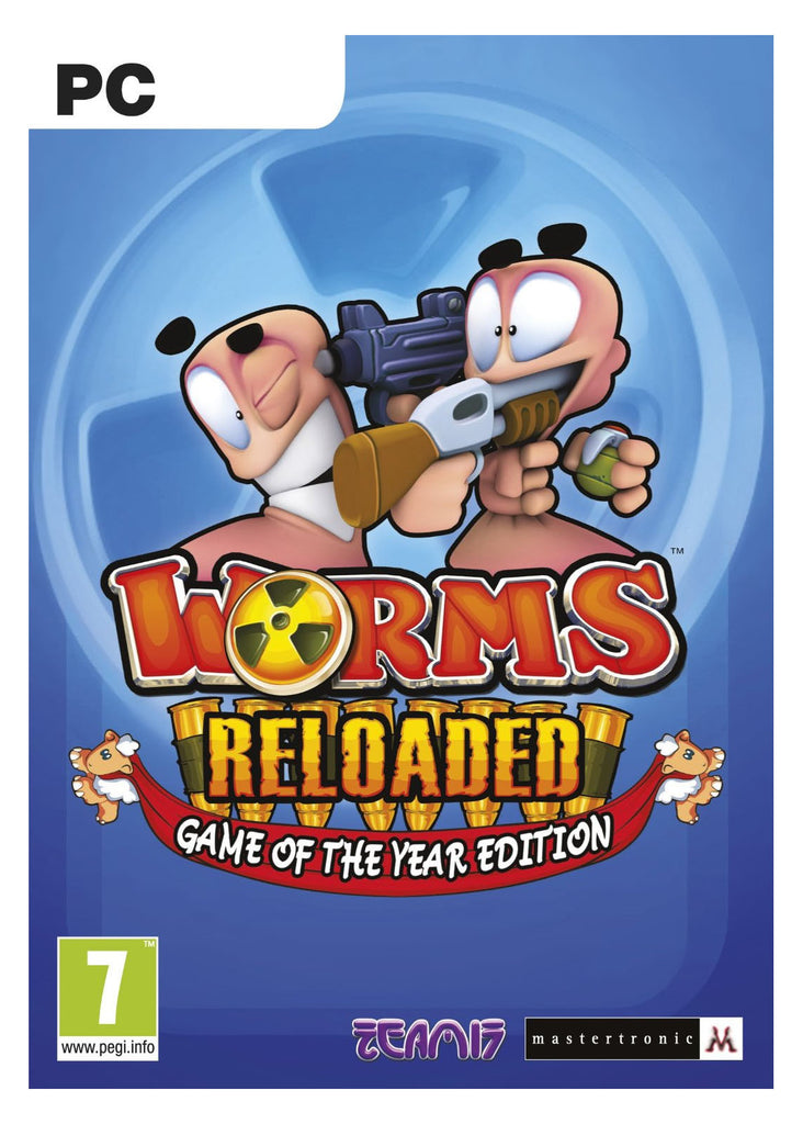 Worms Reloaded: Game of the Year Edition Windows PC Game Download Steam CD-Key Global