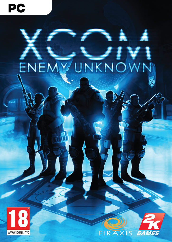 XCOM: Enemy Unknown Windows PC Game Download Steam CD-Key Global