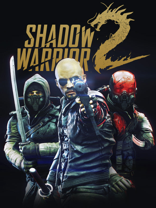 Shadow Warrior 2 Windows PC Game Download Steam CD-Key Global