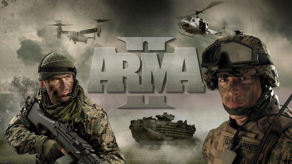 Arma 2 Windows PC Game Download Steam CD-Key Global