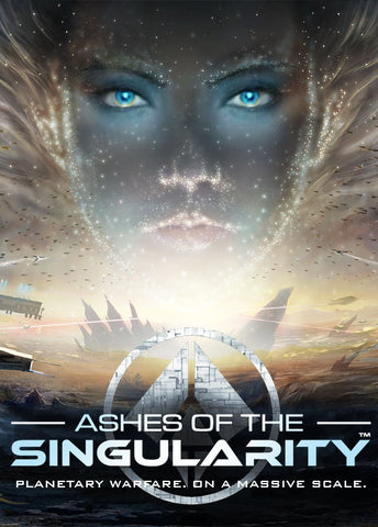 Ashes of the Singularity Windows PC Game Download Steam CD-Key Global