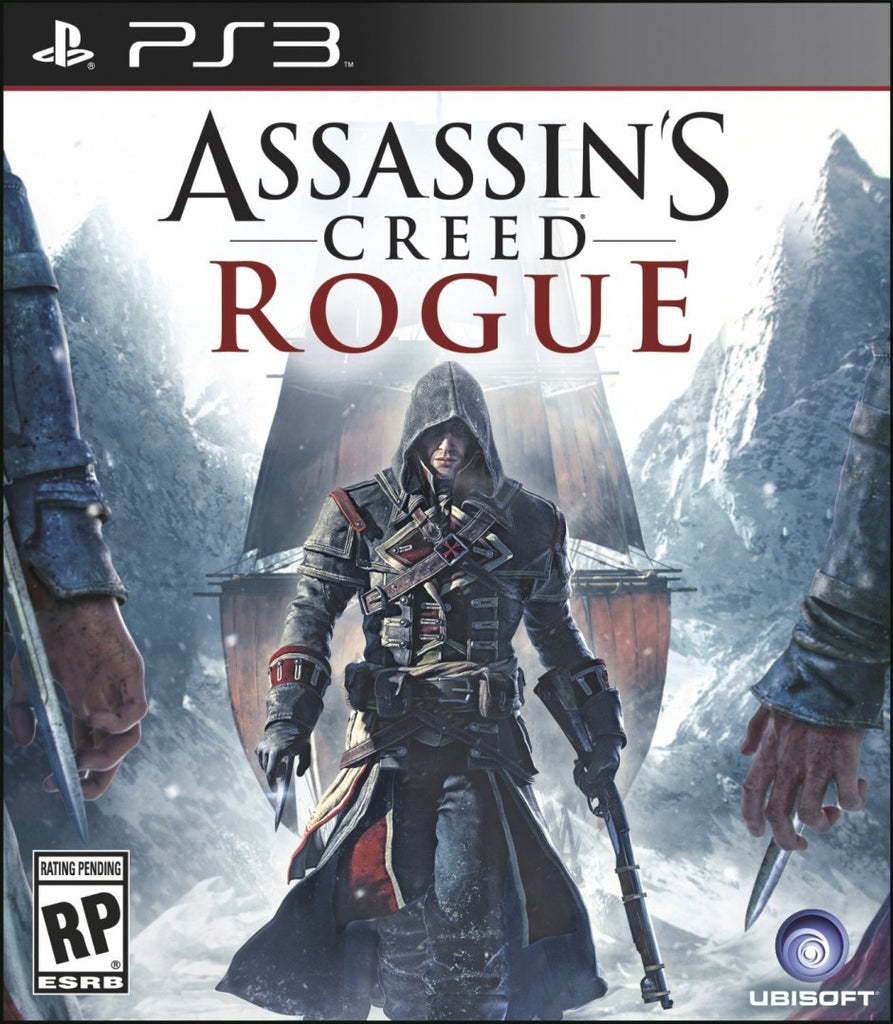Assassin's Creed Rogue For PlayStation 3 (Physical Disc)