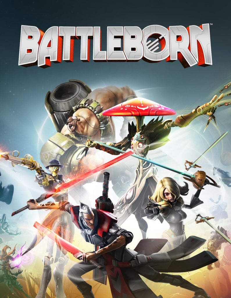 Battleborn Windows PC Game Download Steam CD-Key Global