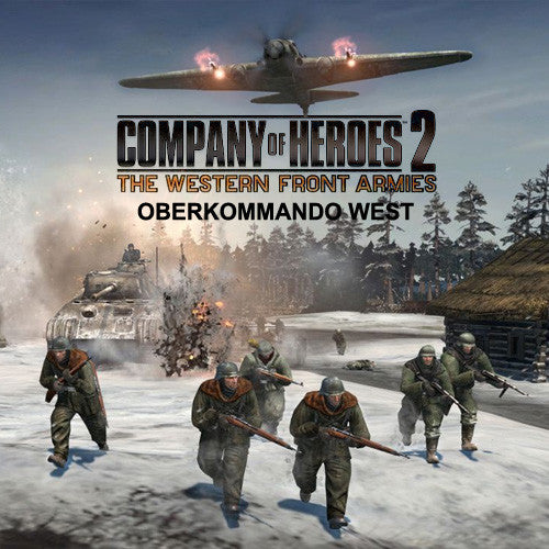 Company of Heroes 2 - The Western Front Armies: Oberkommando West Windows PC Game Download Steam CD-Key Global