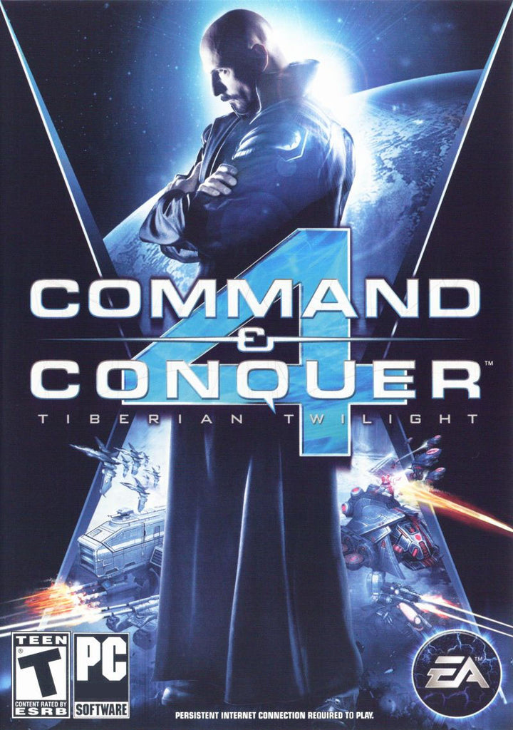 Command & Conquer 4: Tiberian Twilight Windows PC Game Download Steam CD-Key Global