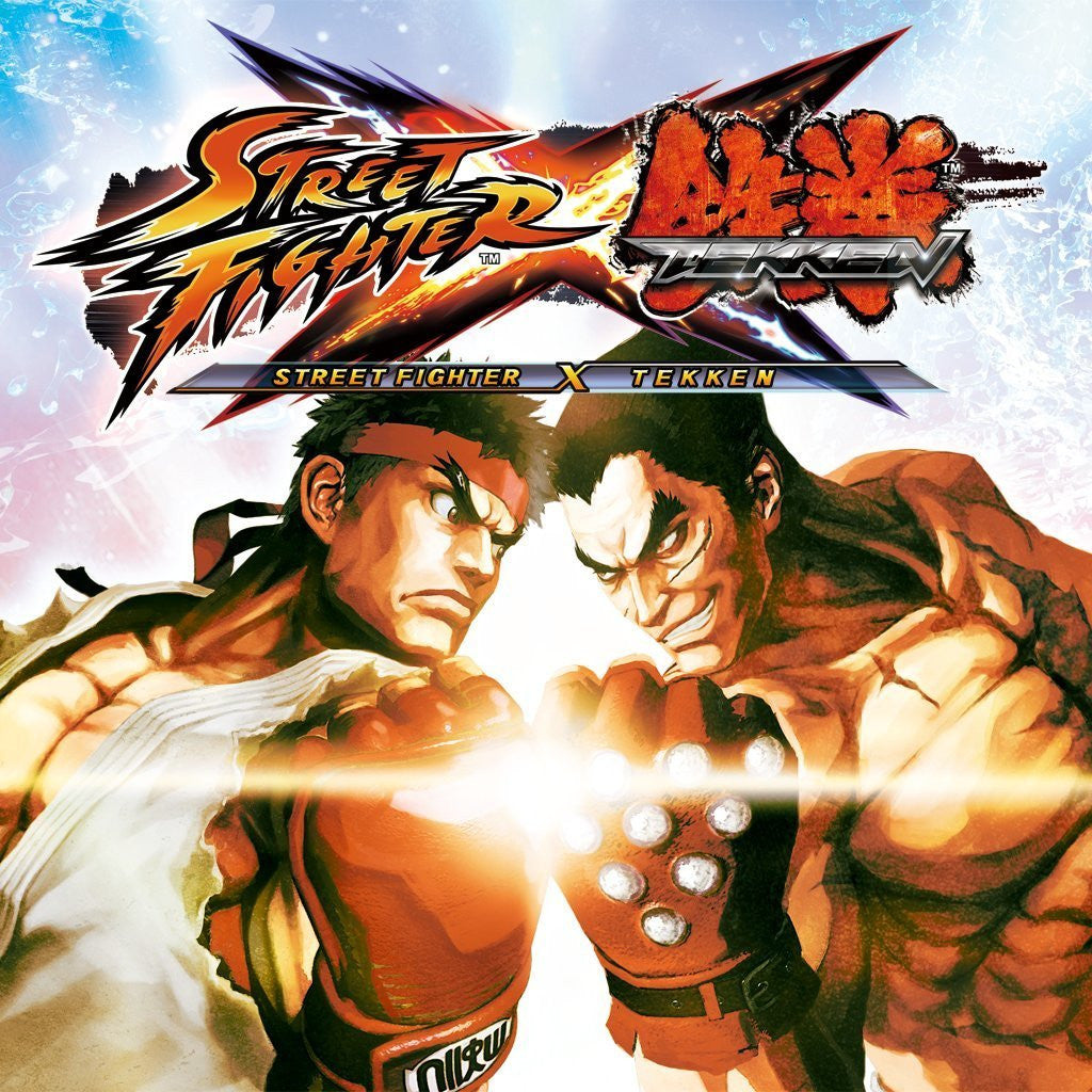 Street Fighter X Tekken Windows PC Game Download Steam CD-Key Global