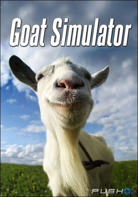 Goat Simulator Windows PC Game Download Steam CD-Key Global