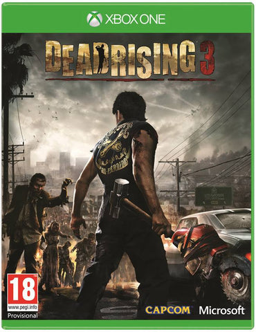 Dead Rising 3 For Xbox One (Physical Disc)