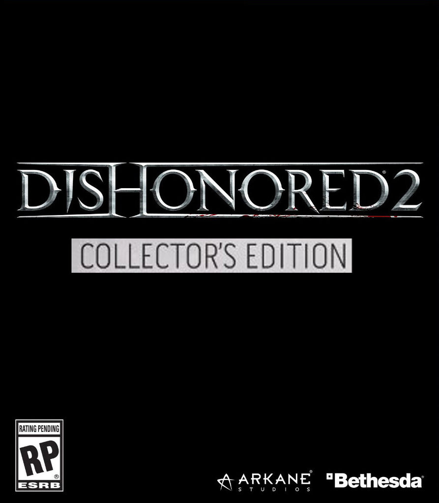 Dishonored 2 – Premium Collector's Edition For PC (Physical Disc)