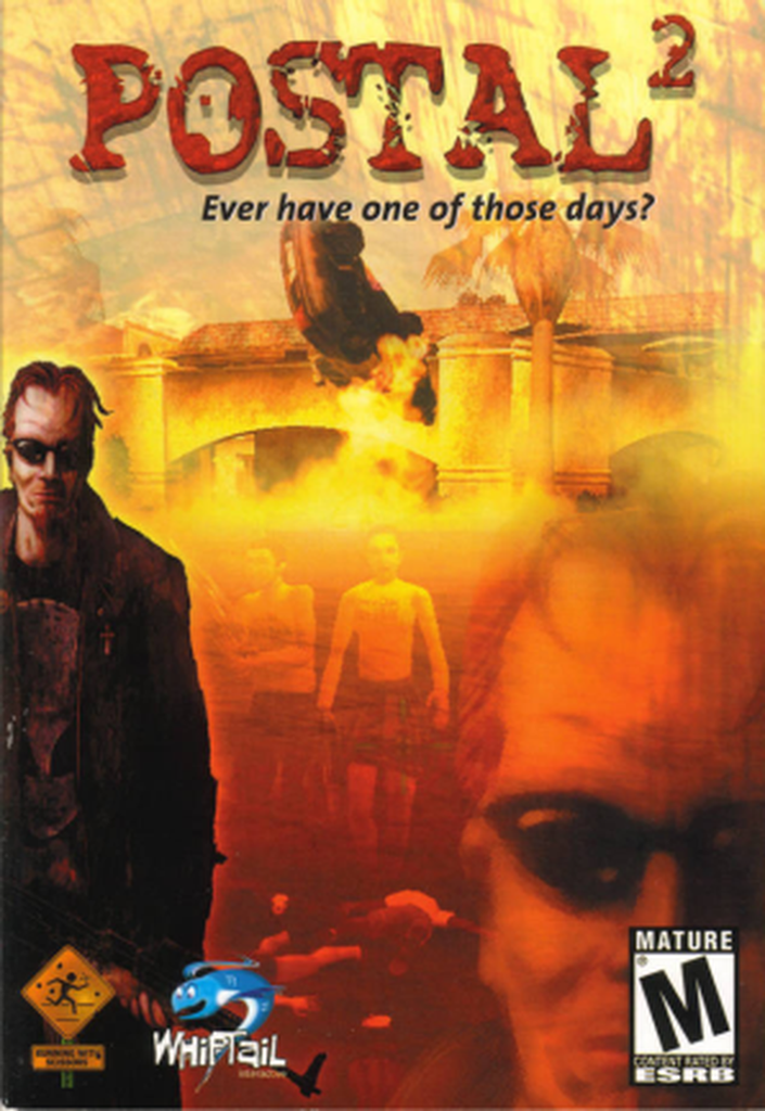 Postal 2 Windows PC Game Download Steam CD-Key Global