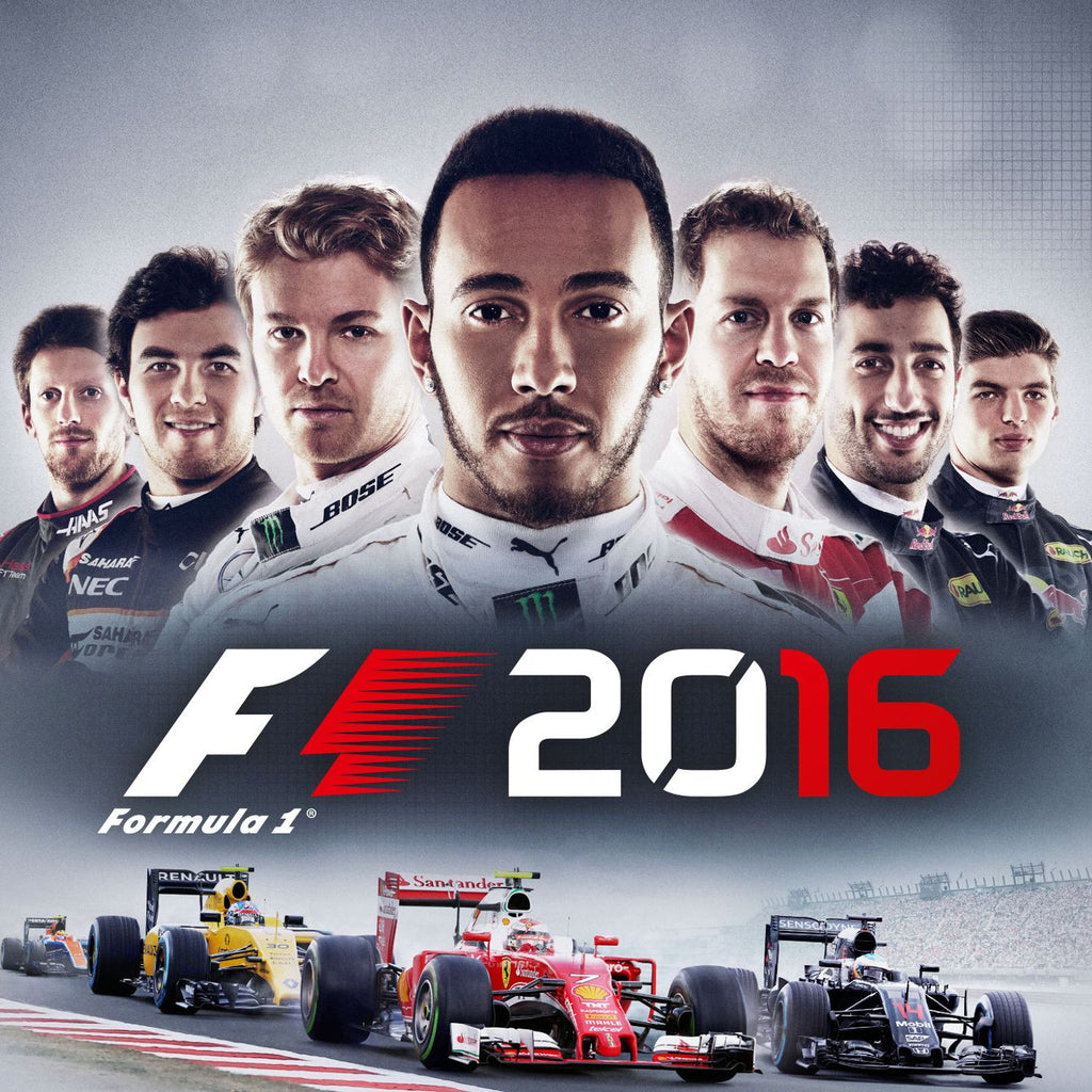 F1 2016 Windows PC Game Download Steam CD-Key Global
