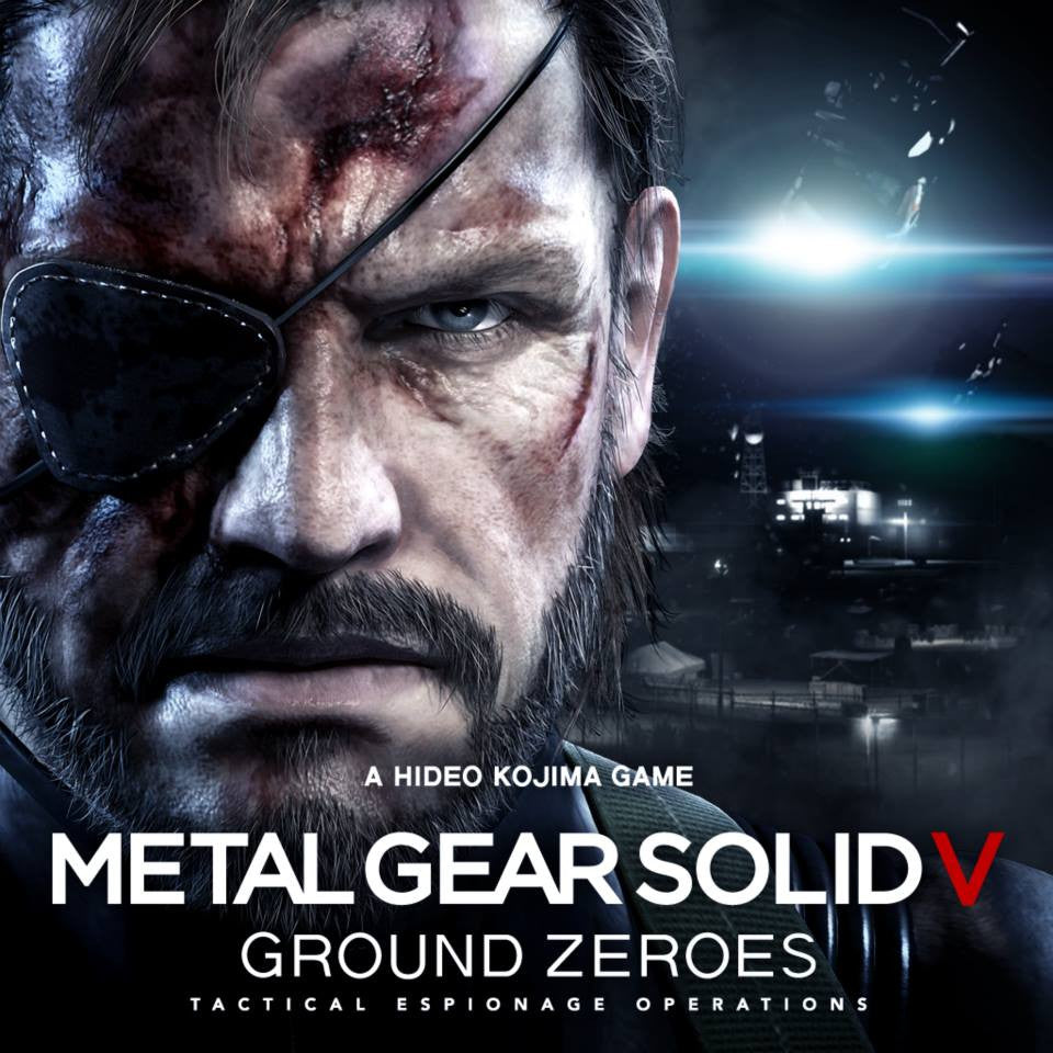 Metal Gear Solid V: Ground Zeroes PC Game Download Steam CD-Key Global