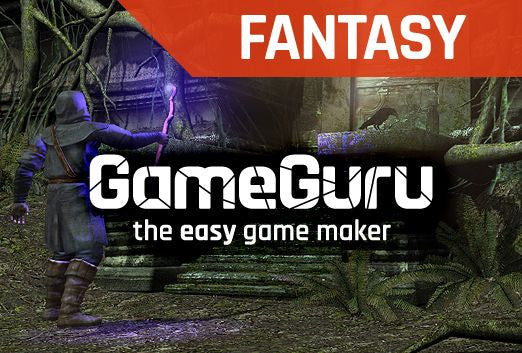GameGuru Fantasy Pack Windows PC Game Download Steam CD-Key Global