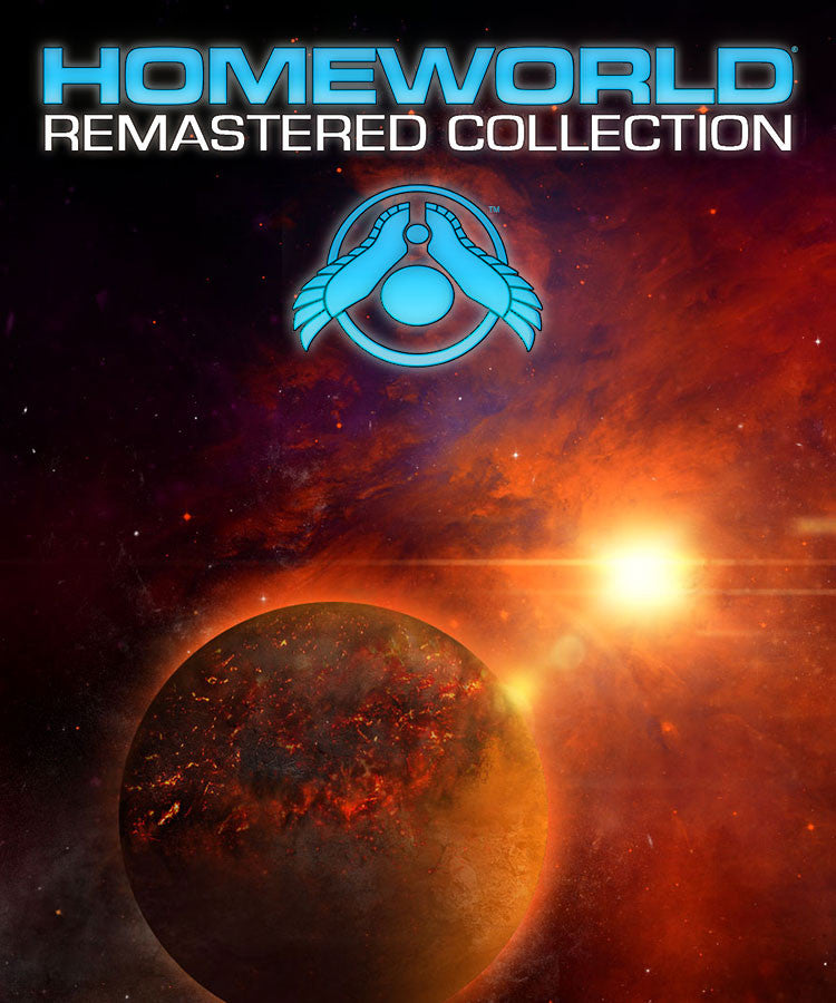 Homeworld Remastered Collection Windows PC Game Download Steam CD-Key Global