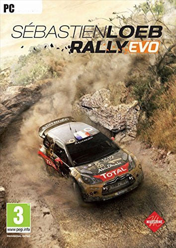 Sébastien Loeb Rally EVO Windows PC Game Download Steam CD-Key Global