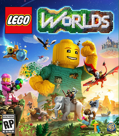LEGO Worlds Windows PC Game Download Steam CD-Key Global