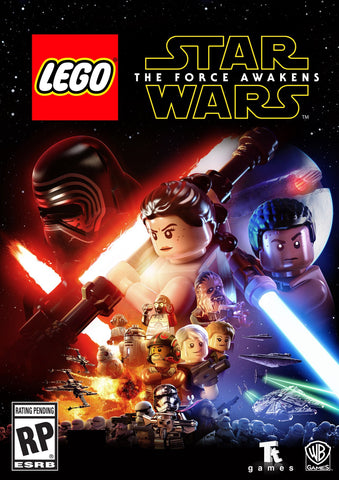 LEGO Star Wars: The Force Awakens Windows PC Game Download Steam CD-Key Global
