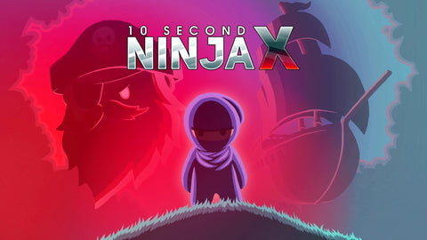 10 Second Ninja X Windows PC Game Download Steam CD-Key Global
