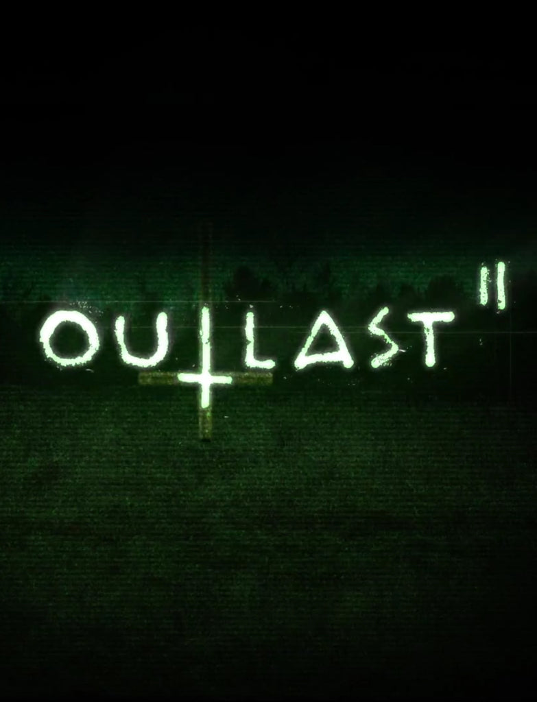 Outlast 2 Pre-Order Windows PC Game Download Steam CD-Key Global