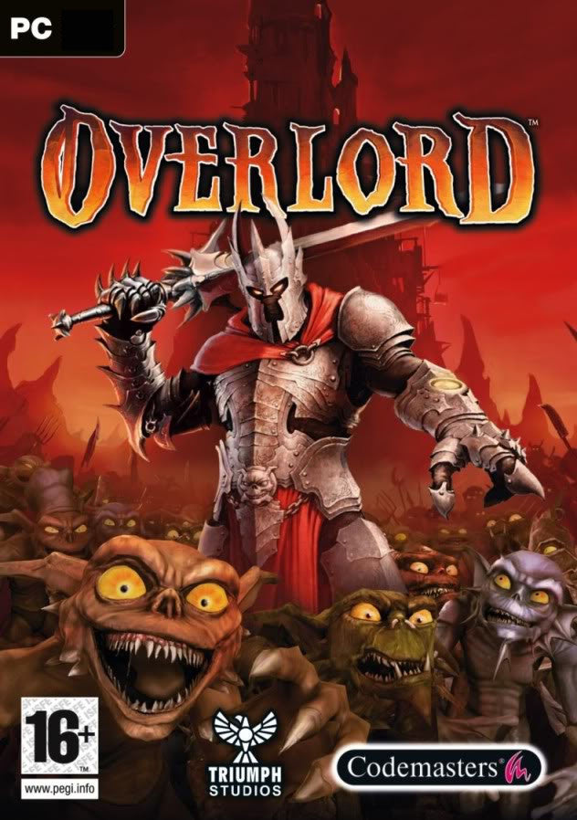Overlord Windows PC Game Download Steam CD-Key Global