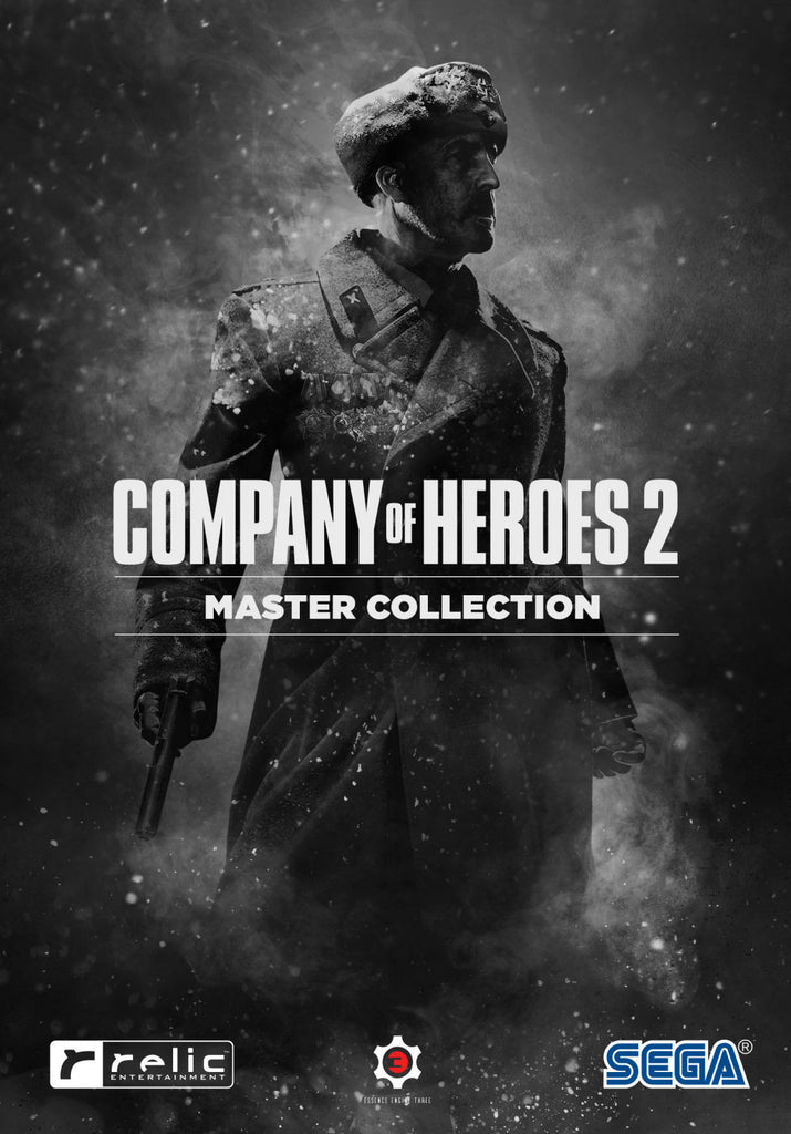 Company of Heroes 2 Master Collection Windows PC Game Download Steam CD-Key Global