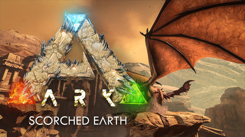 ARK: Scorched Earth - Expansion Pack Windows PC Game Download Steam CD-Key Global