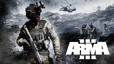 Arma 3 Windows PC Game Download Steam CD-Key Global