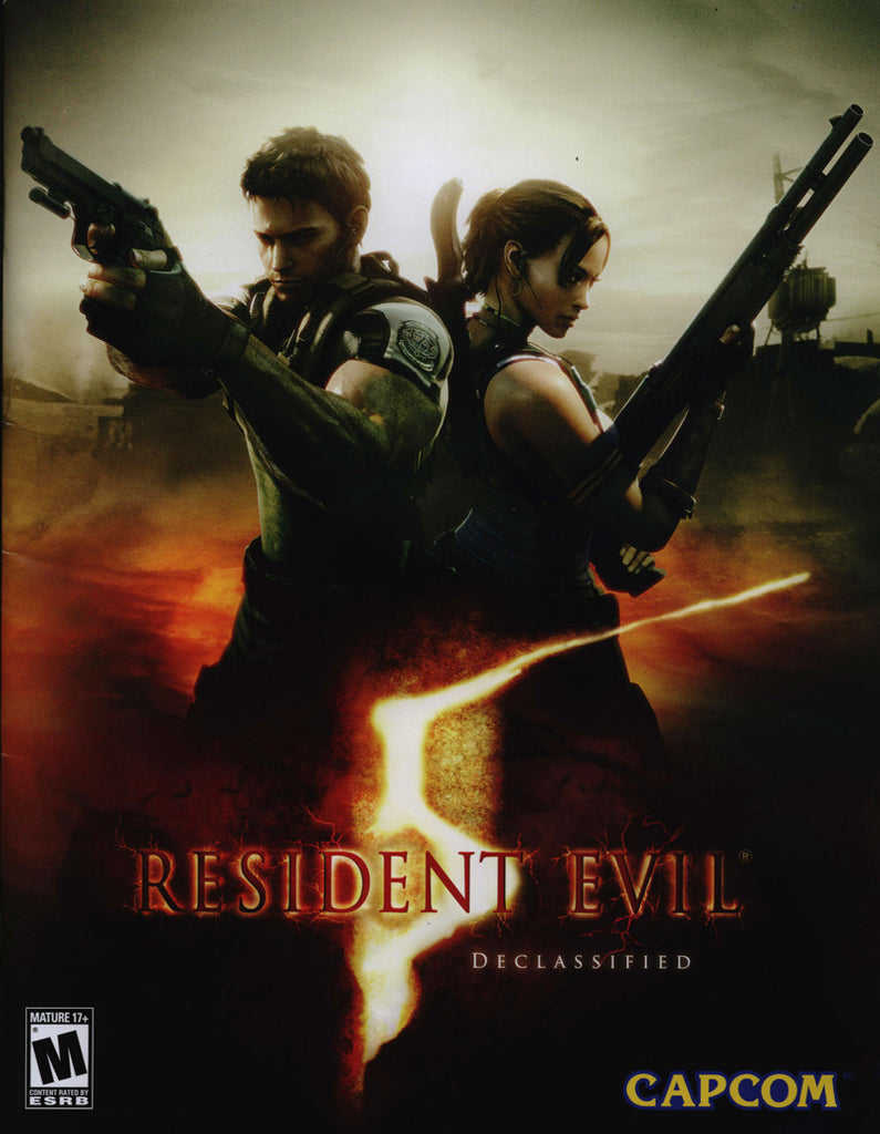 Resident Evil 5 Windows PC Game Download Steam CD-Key Global