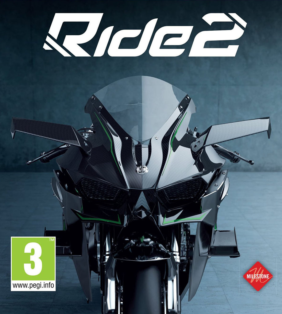 Ride 2 Windows PC Game Download Steam CD-Key Global
