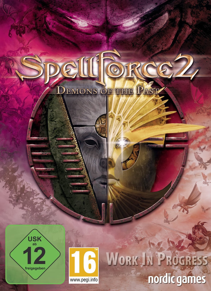 SpellForce 2 - Demons of the Past Windows PC Game Download Steam CD-Key Global