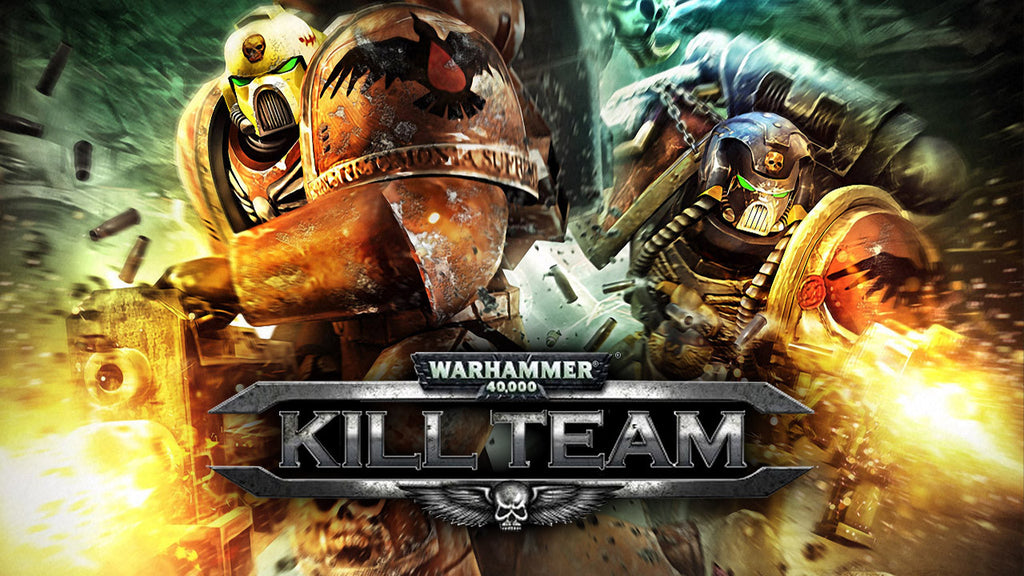 Warhammer 40,000: Kill Team Windows PC Game Download Steam CD-Key Global