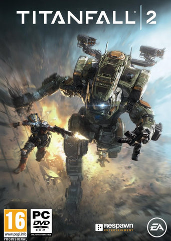 Titanfall 2 Windows PC Game Download Origin CD-Key Global