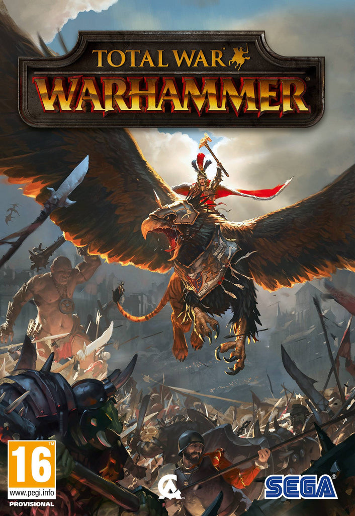 Total War: WARHAMMER Windows PC Game Download Steam CD-Key Global