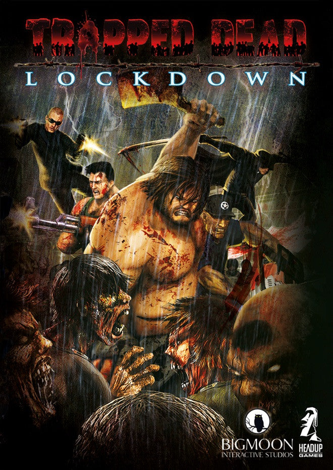 Trapped Dead: Lockdown Windows PC Game Download Steam CD-Key Global