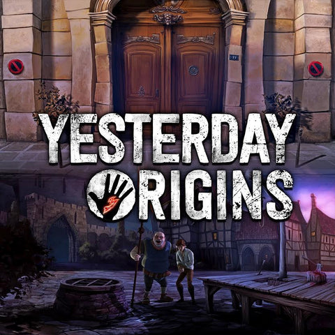 Yesterday Origins Windows PC Game Download Steam CD-Key Global